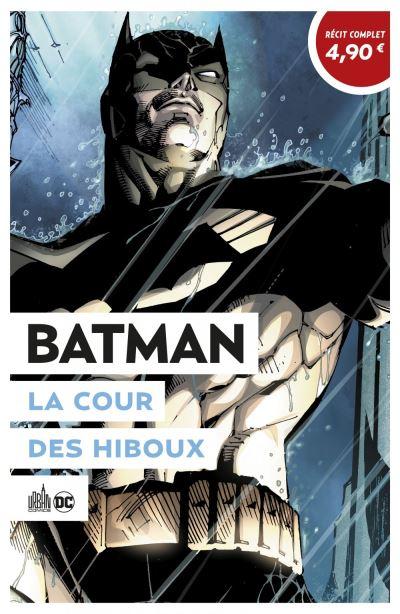 Couverture Batman : La cour des hiboux