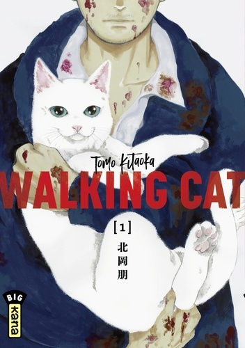 Couverture Walking Cat, tome 1