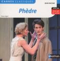 Couverture Phèdre Editions Nathan (Carrés classiques) 2016