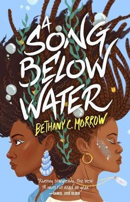 Couverture A Song Below Water
