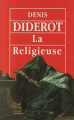 Couverture La Religieuse Editions Booking International 1994