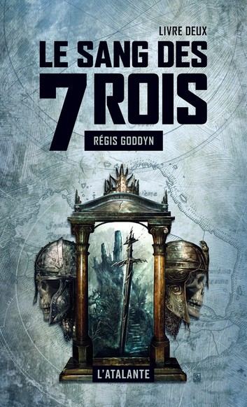Couverture Le sang des 7 rois, tome 2