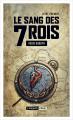 Couverture Le sang des 7 rois, tome 1 Editions L'Atalante (Poche) 2020