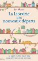 Couverture La librairie des nouveaux départs Editions City 2019
