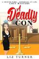 Couverture A Deadly Con Editions Autoédité 2018