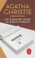 Couverture Un cadavre dans la bibliothèque Editions Le Livre de Poche 2019
