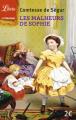 Couverture Les malheurs de Sophie Editions Librio (Littérature) 2020