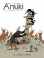 Couverture Anuki, tome 1 : La guerre des poules Editions de la Gouttière 2020