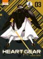 Couverture Heart gear, tome 3 Editions Ki-oon (Shônen) 2020