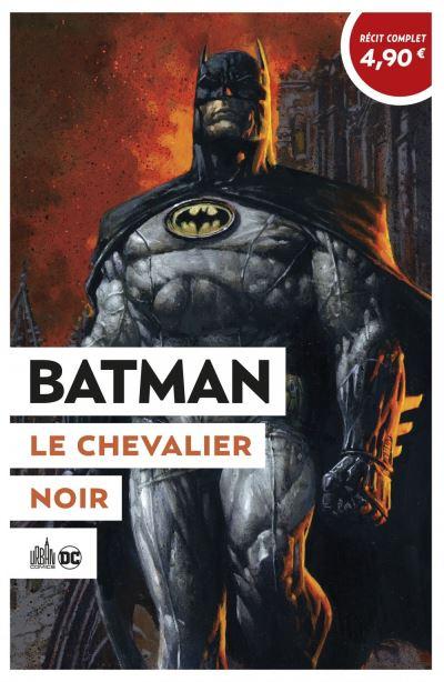 Couverture Batman : Le Chevalier Noir (Renaissance), intégrale, tome 1