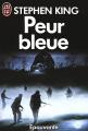 Couverture Peur bleue Editions J'ai Lu (Epouvante) 1990