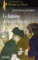 Couverture Le Fantôme de la Rue Royale Editions JC Lattès 2001