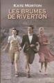Couverture Les Brumes de Riverton Editions Presses de la cité 2014