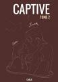 Couverture Captive, tome 2 Editions Bookelis 2020