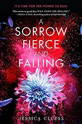 Couverture Kingdom on Fire, book 3: A sorrow fierce and falling