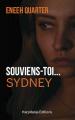 Couverture Souviens-toi… Sydney Editions Autoédité 2020