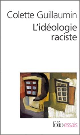 Couverture L'Idéologie raciste