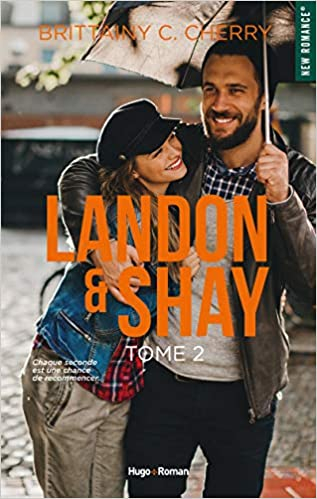 Couverture Landon & Shay: Part Two