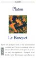 Couverture Le banquet Editions Presses pocket (Agora) 1992