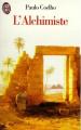 Couverture L'alchimiste Editions J'ai Lu 1996
