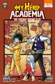 Couverture My Hero Academia : Les dossiers secrets de UA, tome 04 : A chacun son festival ! Editions Ki-oon (Roman) 2020