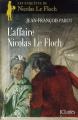 Couverture L'Affaire Nicolas Le Floch Editions JC Lattès 2002