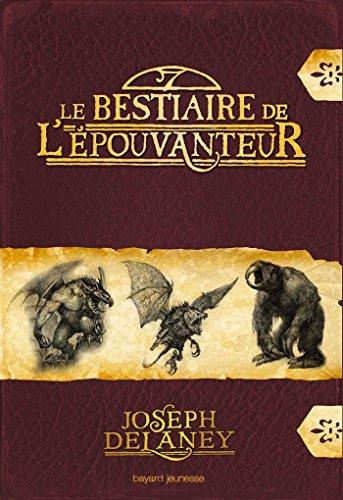 Couverture L'Épouvanteur, hors-série, tome 2 : Le Bestiaire de l'épouvanteur