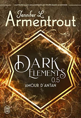 Couverture Dark Elements, tome 0.5 : Amour d'antan