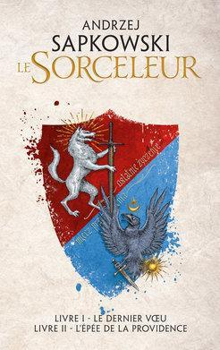 Couverture Sorceleur, double, tome 1