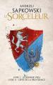 Couverture Sorceleur, double, tome 1 Editions France Loisirs (Fantasy) 2019