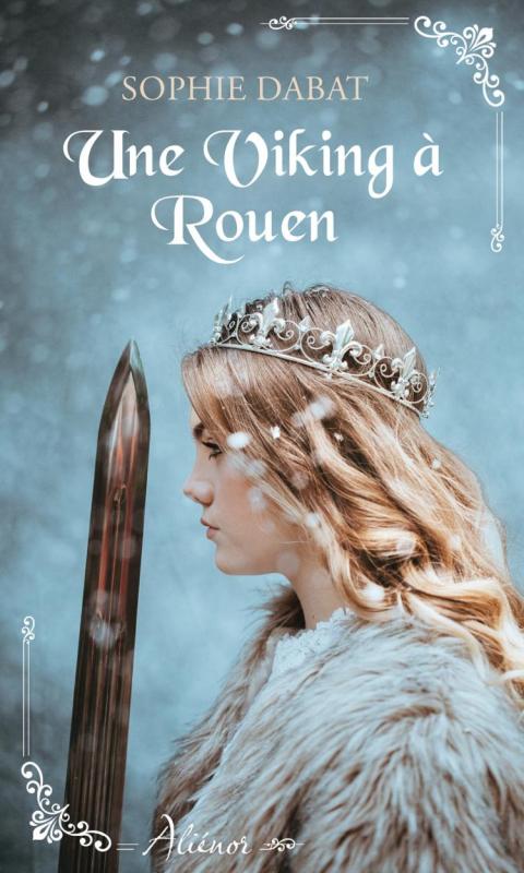 Couverture Une Viking à Rouen