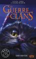 Couverture La guerre des clans, cycle 2 : La dernière prophétie, tome 1 : Minuit Editions 12-21 2012