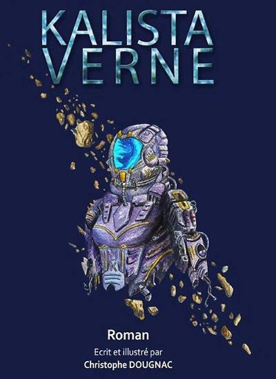 Couverture Kalista Verne
