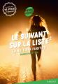 Couverture Le Suivant sur la liste, tome 2 : La Nuit des fugitifs Editions Rageot (Heure noire) 2018