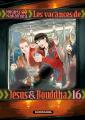 Couverture Les vacances de Jésus & Bouddha, tome 16 Editions Kurokawa (Humour) 2020