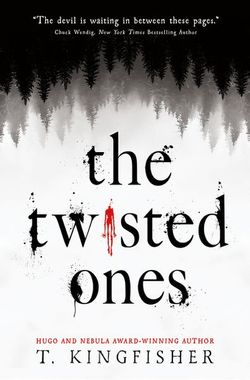 Couverture The twisted ones