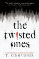 Couverture The twisted ones Editions Titan Books 2020