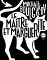 Couverture Le maître et Marguerite Editions Inculte 2020