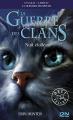 Couverture La guerre des clans, cycle 2 : La dernière prophétie, tome 4 : Nuit étoilée Editions 12-21 2012