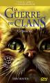 Couverture La guerre des clans, cycle 2 : La dernière prophétie, tome 5 : Crépuscule Editions 12-21 2012