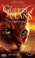 Couverture La guerre des clans, cycle 2 : La dernière prophétie, tome 6 : Coucher de soleil Editions 12-21 2012