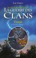 Couverture La guerre des clans, cycle 3 : Le pouvoir des étoiles, tome 1 : Vision Editions 12-21 2012