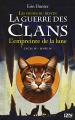 Couverture La guerre des clans, cycle 4 : Les signes du destin, tome 4 : L'empreinte de la lune Editions 12-21 2016