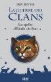 Couverture La guerre des clans, tome hs 01 : La quête d'Étoile de Feu Editions 12-21 2016