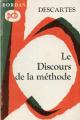 Couverture Discours de la méthode / Le discours de la méthode Editions Bordas 1965