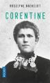 Couverture Corentine Editions Pocket 2020