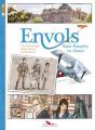 Couverture Envols, tome 1 : Saint Exupéry en Alsace Editions du Long Bec 2013