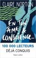 Couverture En ton âme et conscience... / En ton âme & conscience... Editions Robert Laffont 2018