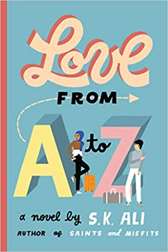 Couverture Love from A to Z