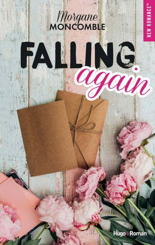 Couverture Falling again